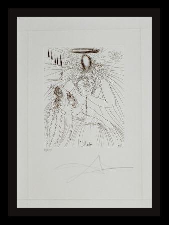 Gravure Dali - To Every Captive Soul
