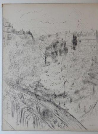 Eau-Forte Et Aquatinte Vuillard  - Tombeau de Edouard Vuillard