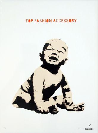 Sérigraphie Bambi - Top Fashion Accessory