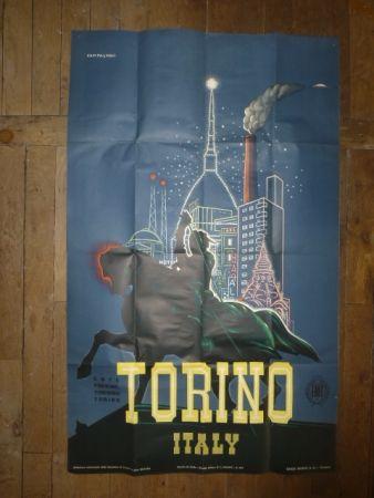 Affiche Campagnoli - Torino