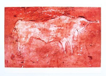 Lithographie Gorodine - Toro