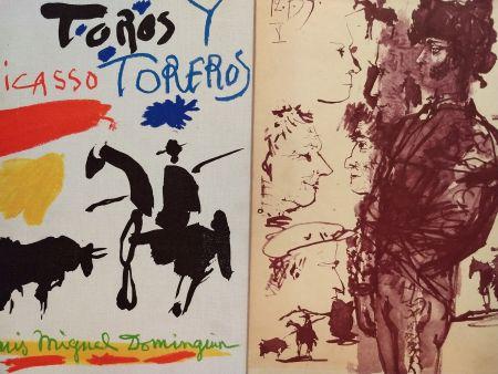 Livre Illustré Picasso - Toros Tore Ros