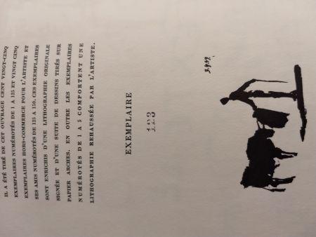 Livre Illustré Picasso - Toros Toreros