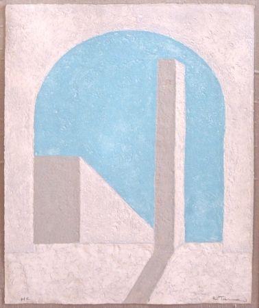 Gravure Tamayo - Torre Blanca
