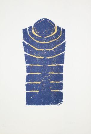 Lithographie Ubac - Torse