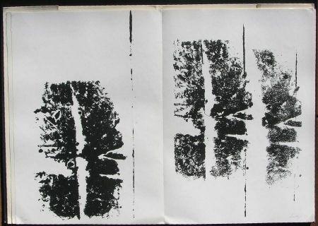Livre Illustré Scialoja - Toti Scialoja. Quattro litografie