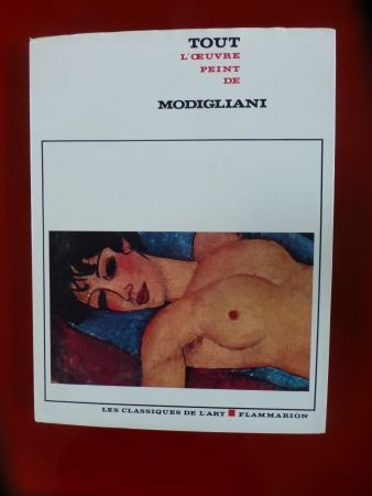 Aucune Technique Modigliani - Tout l'oeuvre peint de Modigliani