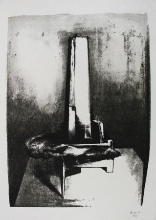 Lithographie Butler - Tower