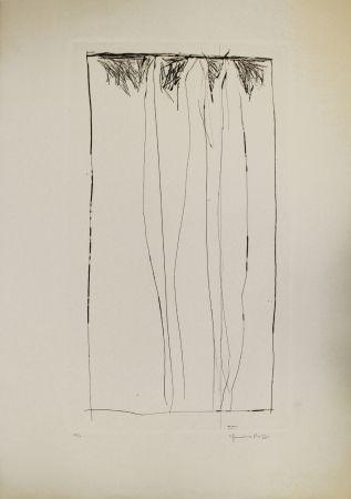 Pointe-Sèche Hernandez Pijuan - Tres xiprers (Three Cypresses)