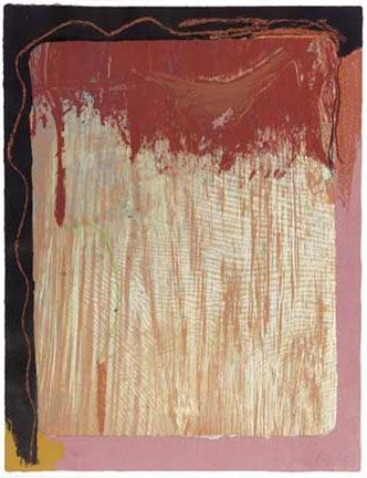 Lithographie Frankenthaler - Tribal Sign