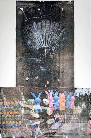 Lithographie Rauschenberg - Tribute 21: Children