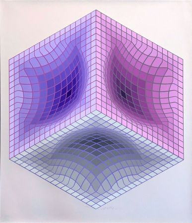 Multiple Vasarely - Tridos S