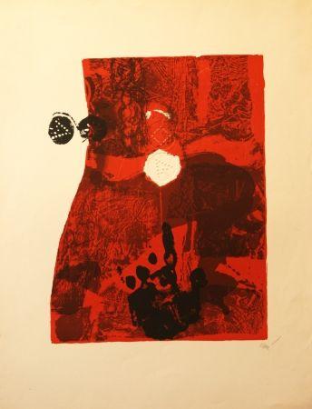 Lithographie Clavé - Trobador Ref.1