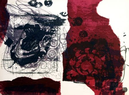 Lithographie Clavé - Trobador ref. 5