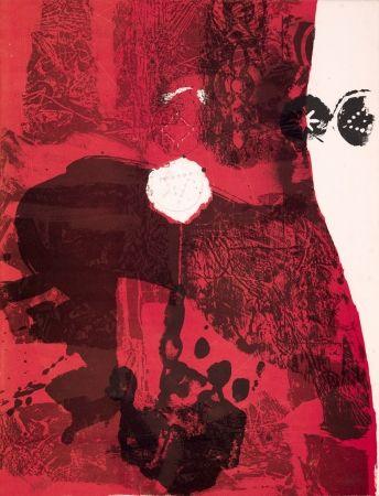 Lithographie Clavé - Trobadors