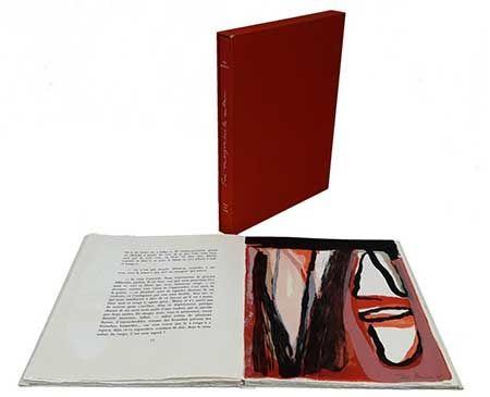Livre Illustré Van Velde - Trois remarques sur la couleur