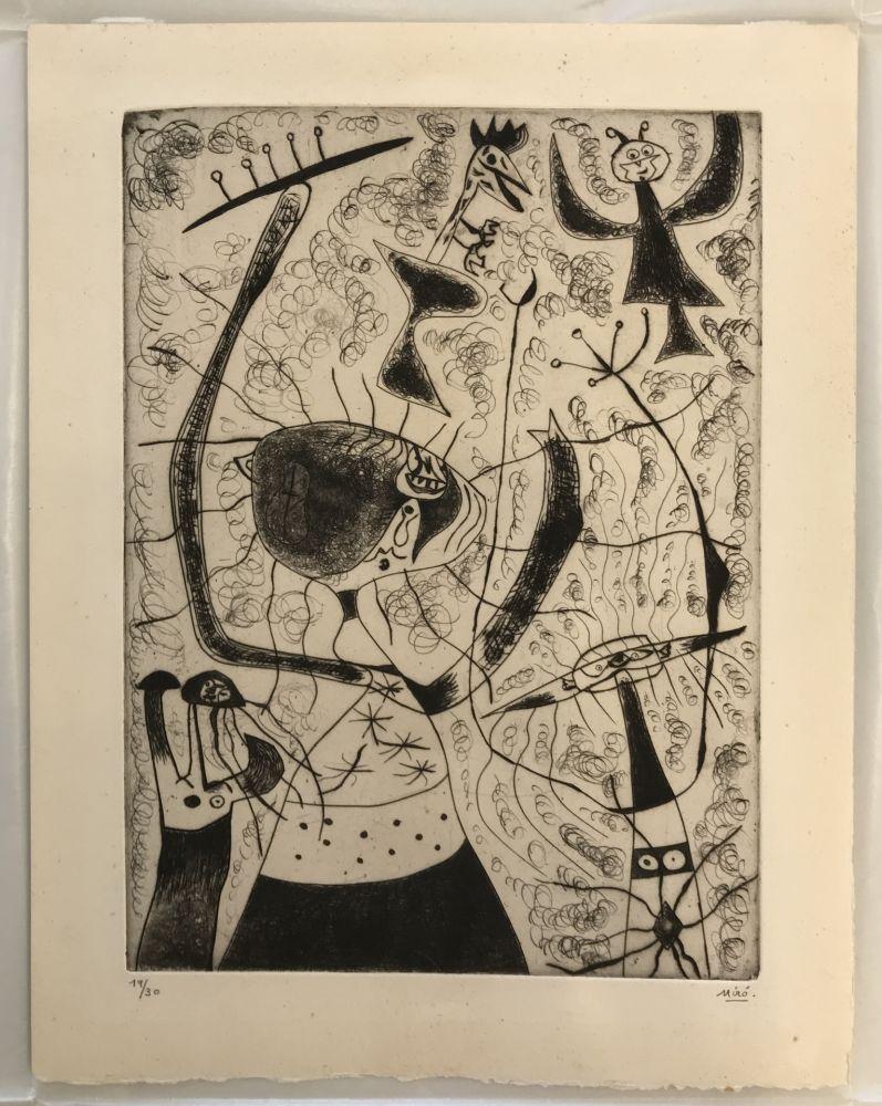 Pointe-Sèche Miró - Trois Sœurs
