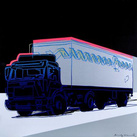 Sérigraphie Warhol - Truck (FS II.370)