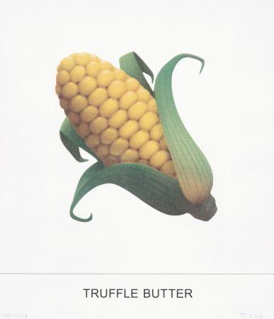 Sérigraphie Baldessari - Truffle butter