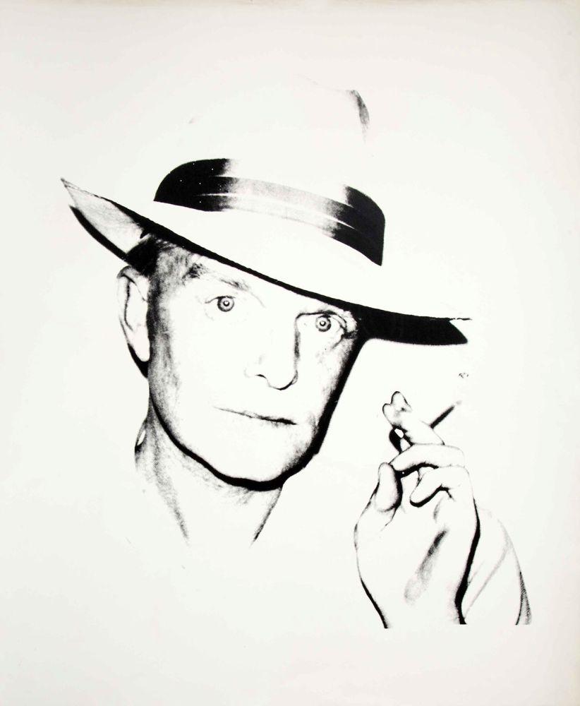 Sérigraphie Warhol - Truman Capote (FS IIIC.46)