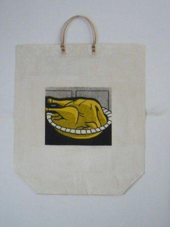 Sérigraphie Lichtenstein - Turkey Shopping Bag