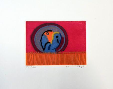 Eau-Forte Ortega - Uccelli