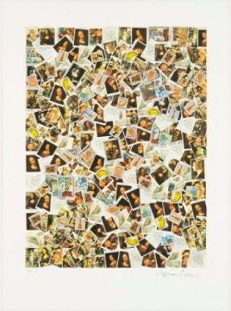 Lithographie Leirner - Uma carta nao recebida