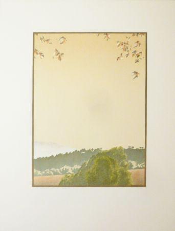 Lithographie Rodrigo - Un lugar fuera del tiempo