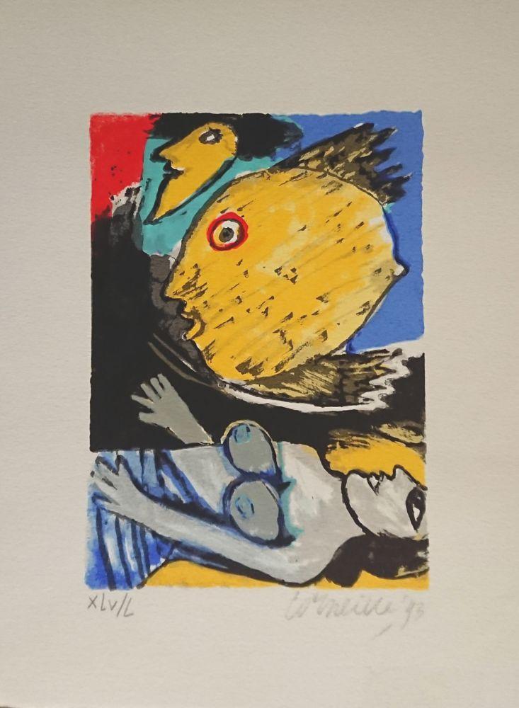 Guillaume CORNEILLE - 1993 - '' UN REVE ''