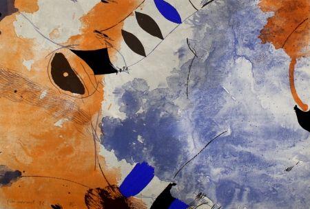 Lithographie Guinovart - Una veu