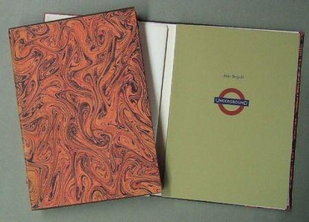 Livre Illustré Bergolli - Underground