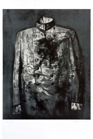 Lithographie Pei-Ming - Uniforme