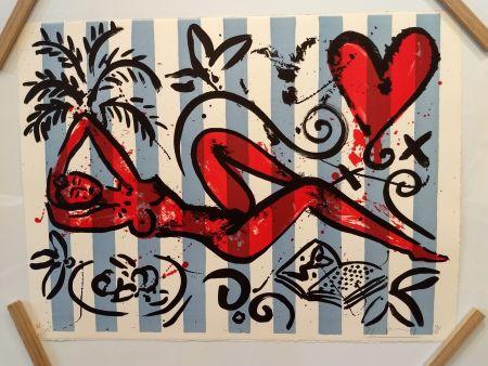 Lithographie Szczesny - Unknown