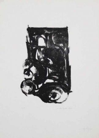 Lithographie Pyroth - Untitled
