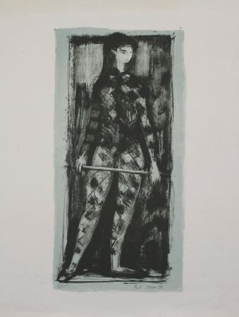 Lithographie Moser - Untitled