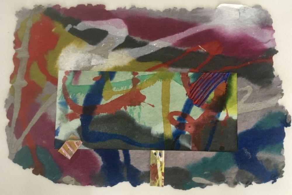 Monotype Gilliam - Untitled