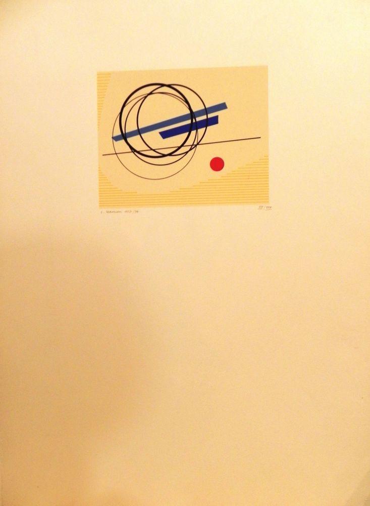 Lithographie Veronesi - UNTITLED