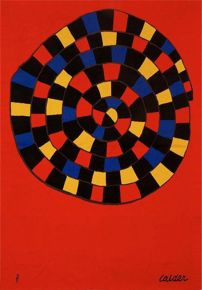 Aucune Technique Calder - Untitled