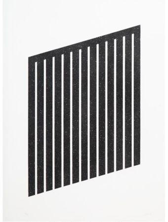 Aquatinte Judd - Untitled