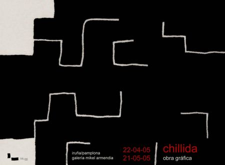 Aucune Technique Chillida - Untitled