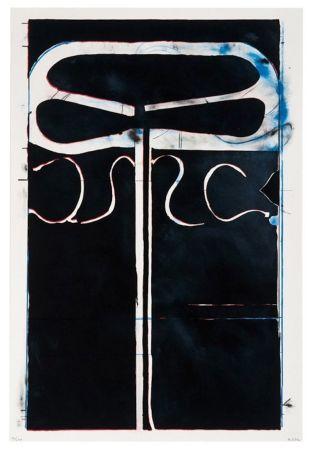Lithographie Diebenkorn - Untitled