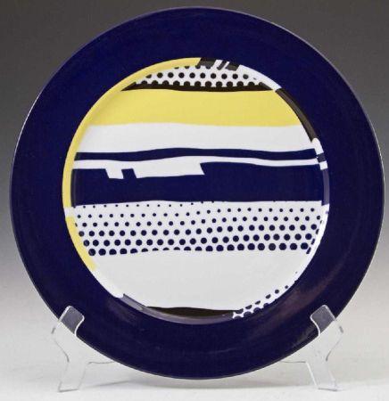 Céramique Lichtenstein - Untitled