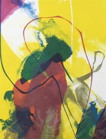 Lithographie Jenkins - Untitled