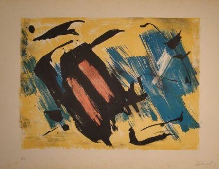 Lithographie Schneider - Untitled