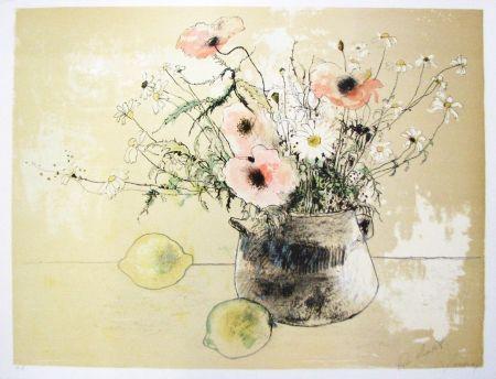 Lithographie Jansem - Untitled