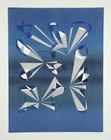 Linogravure Herberth - Untitled