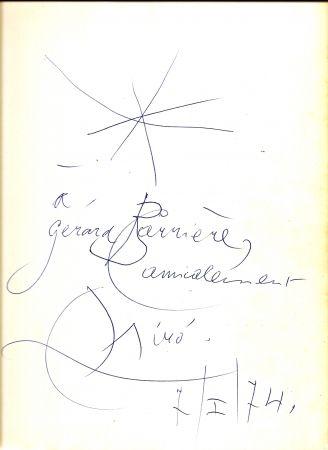 Aucune Technique Miró - Untitled