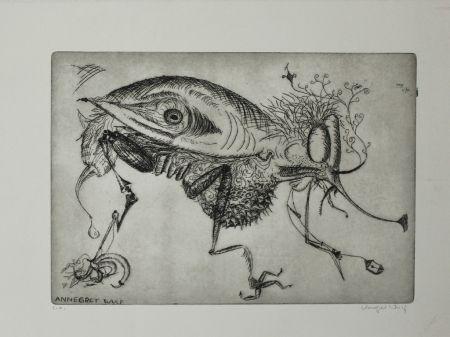 Gravure Wulf - Untitled