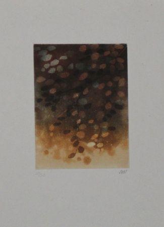 Eau-Forte Et Aquatinte Walker - Untitled