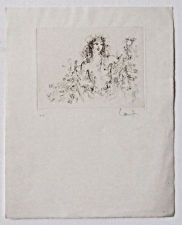 Lithographie Fini - Untitled